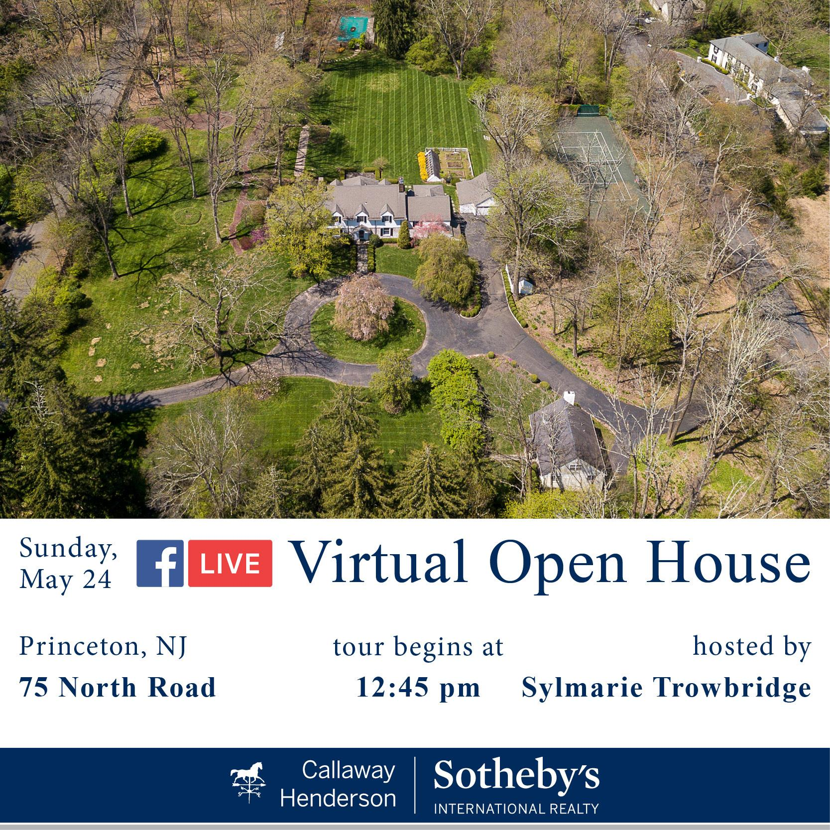 Live Virtual Open House Template-North Road 75