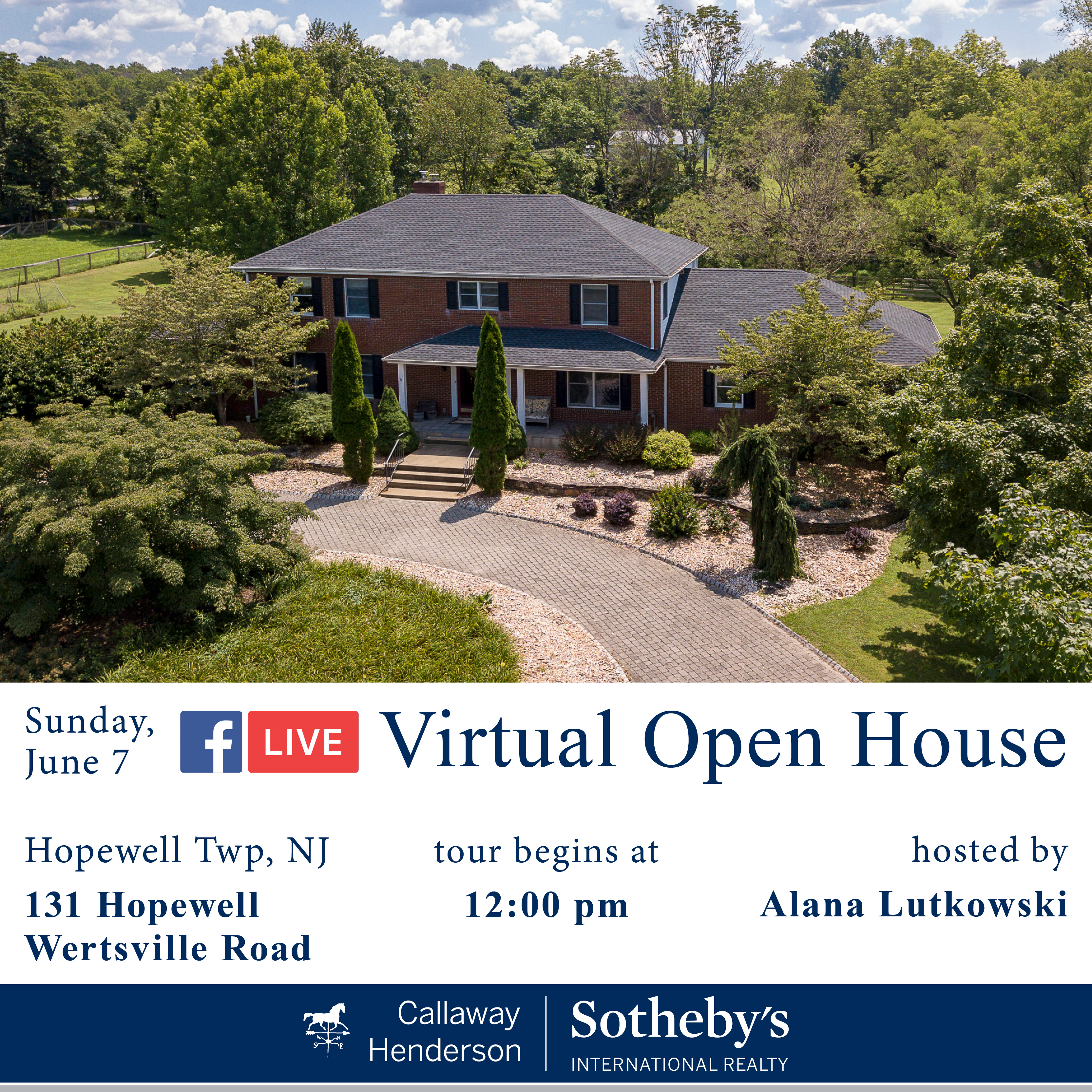 131 Hopewell Wertsville Road